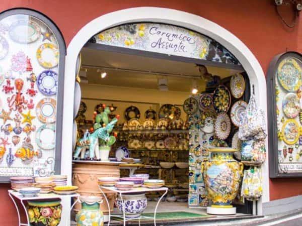 Contatti Ceramica Assunta | Ceramiche artigianali