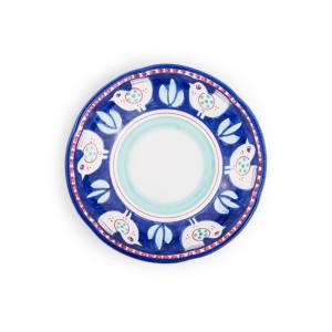 Ciotola cm 22 in ceramica dipinta a mano