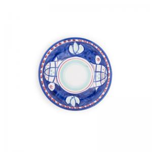 Handmade pottery fruit salad bowl| Ceramica Assunta Positano