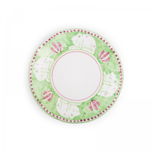 Ceramic soup plate | Ceramica Assunta Positano