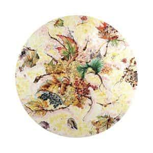 Ceramiche Assunta, ceramiche artigianali dipinte a mano made in Positano. Tavola pietra dipinta a mano. Acquistala ora sul nostro sito! Tavola pietra dipinta a mano