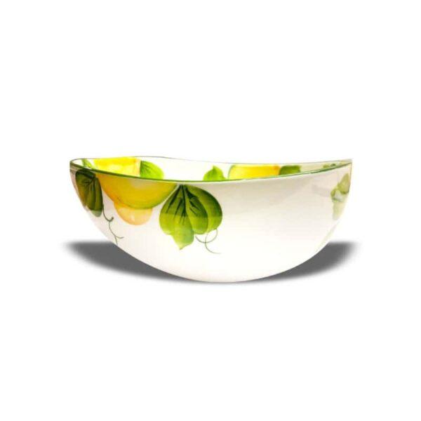 Ciotola Giada Limoni 30 cm