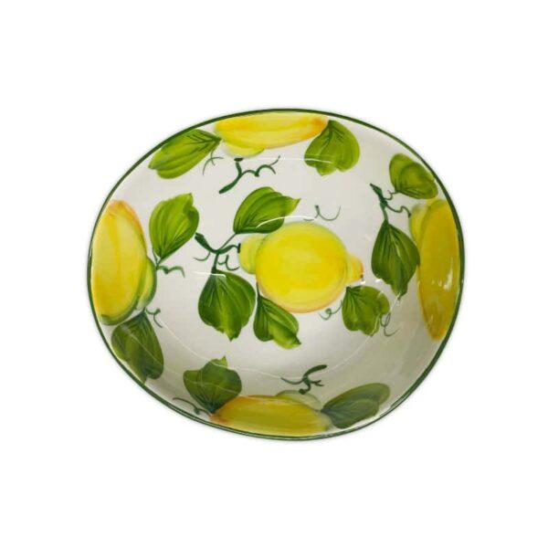 Ciotola Giada Limoni 25 cm