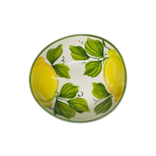 Ciotola Giada Limoni 20 cm