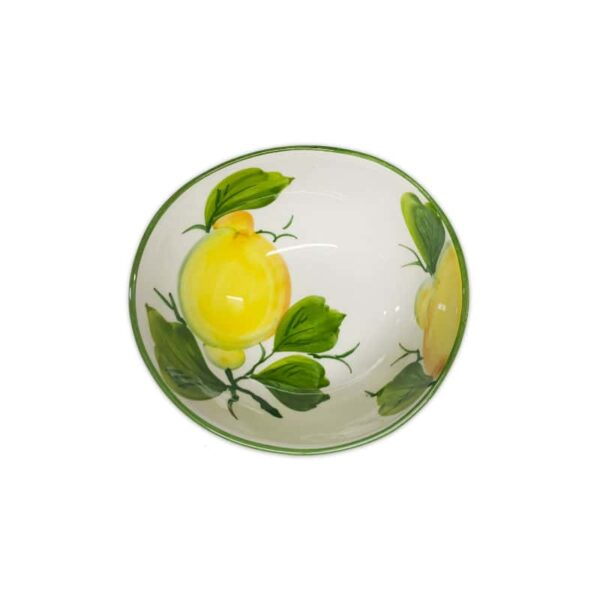 Ciotola Giada Limoni 16 cm