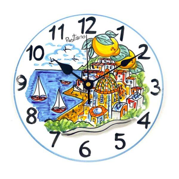 Orologio Positano cm 25