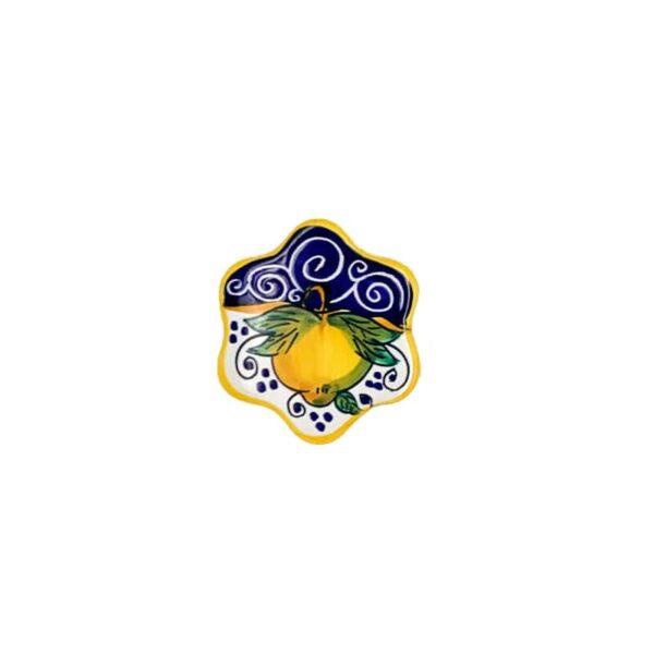 Poggiapentola fiore cm 10