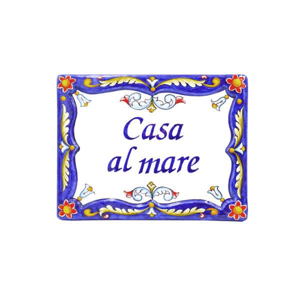Mattonella personalizzata decoro 5
