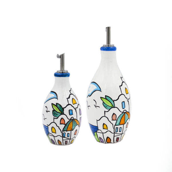 Bottiglia olio dedalus