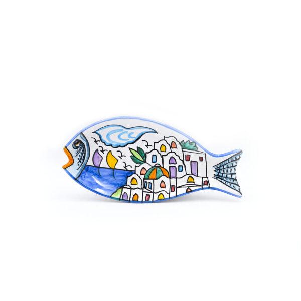 Piatto pesce piccolo