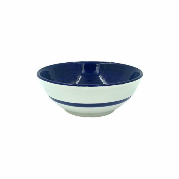 Ciotola liscia - Blu