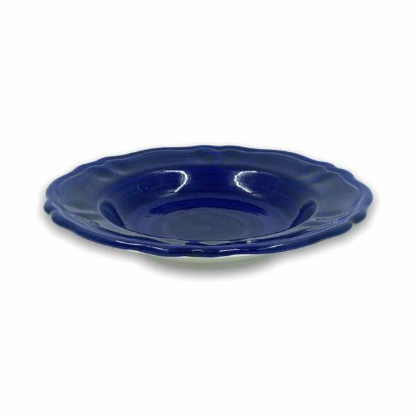 Piatto fondo - Blu