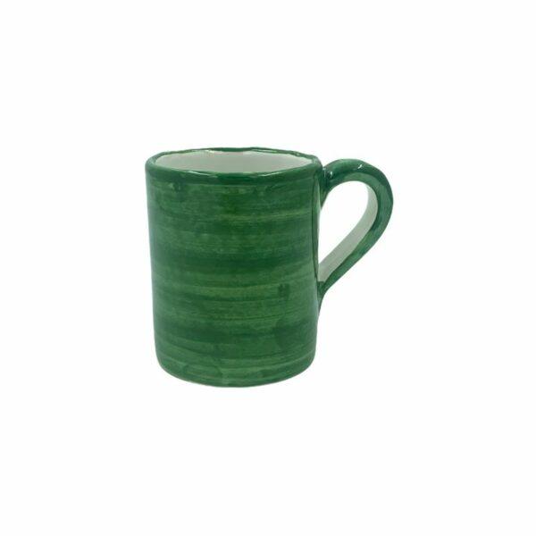 Bicchiere - Verde scuro