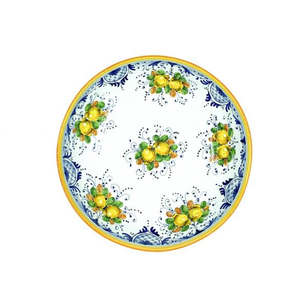 Insalatiera liscia limoncini