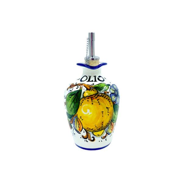 Ampollina olio limone blu